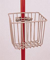 I.V. Pole Utility Basket