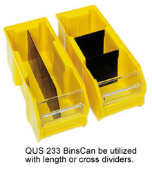 Ultra Stack & Hang Bins QUS233