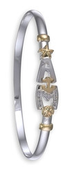 4mm Anna Maria Island Bracelet with Diamonds