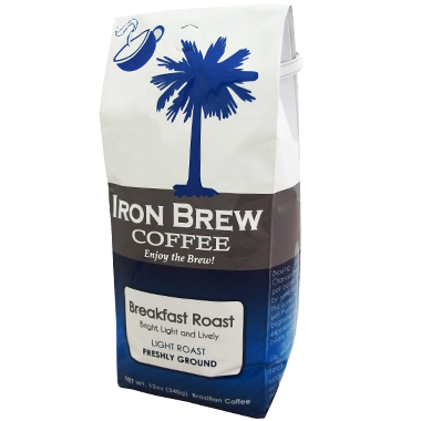 A coffee that's Bright, Light and Lively!