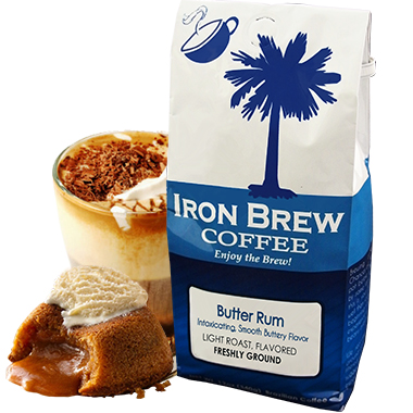 Butter Rum Coffee