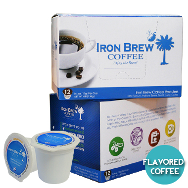 THE BEST Single Serve Flavored Coffees!