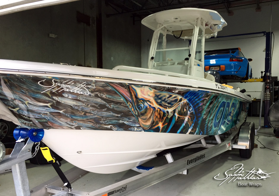 boat wraps art designs and ideas by jason boat graphics designs ideas - Boat Graphics Designs Ideas