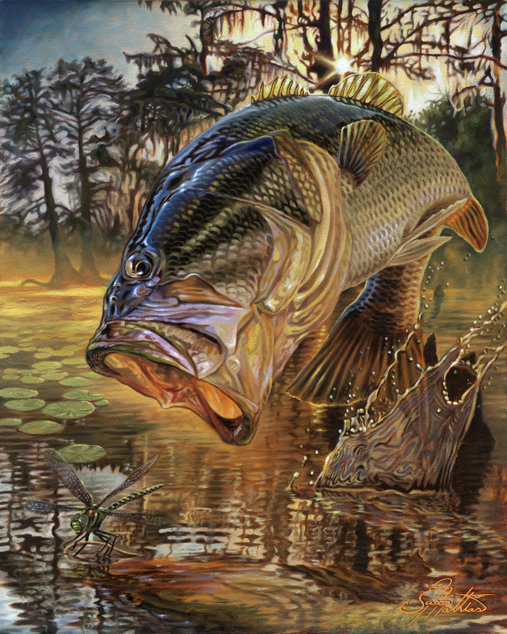 largemouth-bass-jumping-eating-art-painting-jason-mathias.jpg