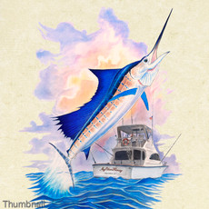 Sailfish art