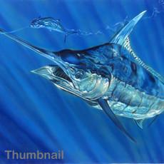 Big Rock Blue (Blue Marlin)