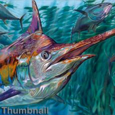 Sushi Roll  (Blue Marlin)
