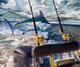 Marlin painting art by Jason Mathias
