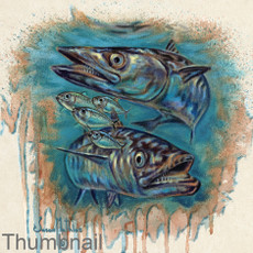 "(Original) ""Kingfish"" (Available)"