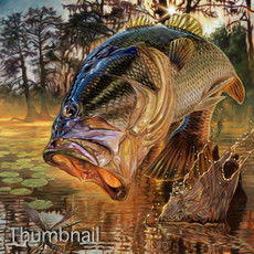 Dragon Slayer (Largemouth Bass)