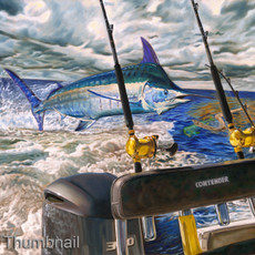 Port Rigger (Blue Marlin)