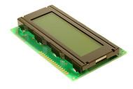 LCD 4x20, Alphanumeric