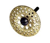 Dura-Grit - Mushroom Wheel  - 60 grit