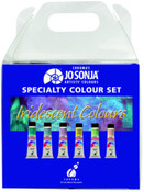 Jo Sonja Paint Iridescent Color Set
