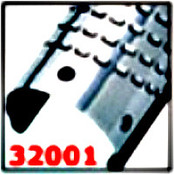 Microplane Replacement Round Blade - coarse