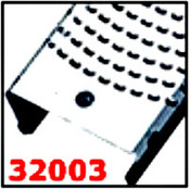 Microplane Replacement Flat Blade - fine