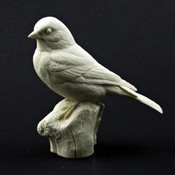 Study Cast - Goldfinch on stump