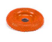 "Saburr Tooth Donut Wheel 2"" - coarse grit"