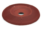 "Saburr Tooth Sanding Disc 4"" - medium grit"