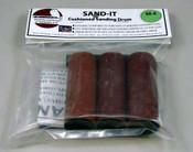"Sand-It S2 sanding kit - 1"" x 3"""