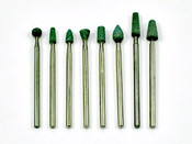 Abrasive Stone Green - Set