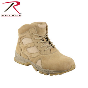 Forced Entry 6 Inch Desert Tan Deployment Boots