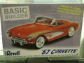 "0852 57 Corvette ""Basic Builder"""