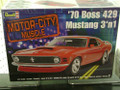 "2149 70 Mustang Boss 429 ""Motor City Muscle"""