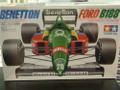 20021 Benetton Ford B188