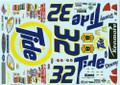 WW32 #32 Tide 2001 Ricky Craven