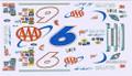 #6 AAA Homestead 2006 Mark Martin