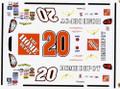 #20 Home Depot 2007 Chevy Tony Stewart