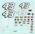 #43 Dart Richard Petty