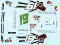 #19 Dodge Dealers 2004 Jeremy Mayfield