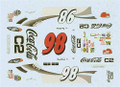 #98 Coca Cola C2 2004 Bill Elliott