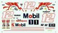 #12 Mobil 1 1998 Jeremy Mayfield
