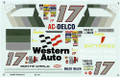 #17 Western Auto 1995 Darrell Waltrip