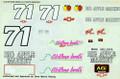 #71 Abilene Boots Dave Marcis