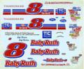 #8 Baby Ruth Jeff Burton