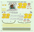 #32 Active Trucking Dick Trickle