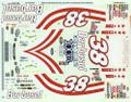 1395 #38 Barbasol 1999 Glenn Allen