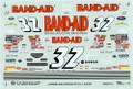 1143 #32 Band-Aid 1996 Dale Jarrett