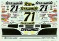 1171 #71 Terramite 1995 Dave Marcis