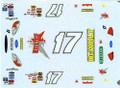 #17 Smirnoff Ice 2004 Matt Kenseth