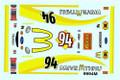 #94 McDonalds Drive Thru 1999 Bill Elliott