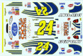 #24 DuPont 200 Years 2002 Jeff Gordon