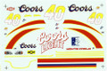 #40 Coors 1997 Robby Gordon