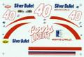 #40 Coors Silver Bullett 1997 Robby Gordon