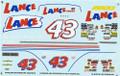 #43 Lance 1996 Monte Carlo Rodney Combs