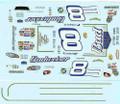 #8 Budweiser Born On Date 2005 Dale Earnhardt Jr